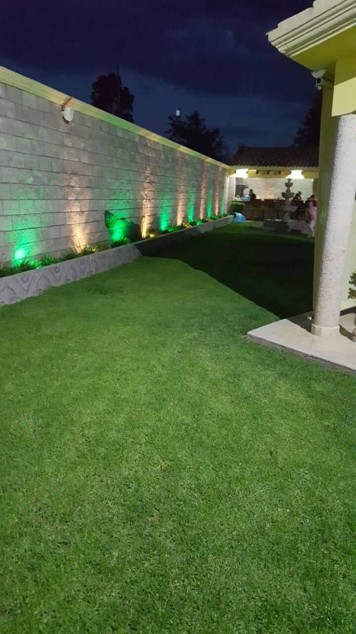 Iluminacion Para Exteriores Y Jardines Greentec - Iluminacion-para-exteriores-jardines